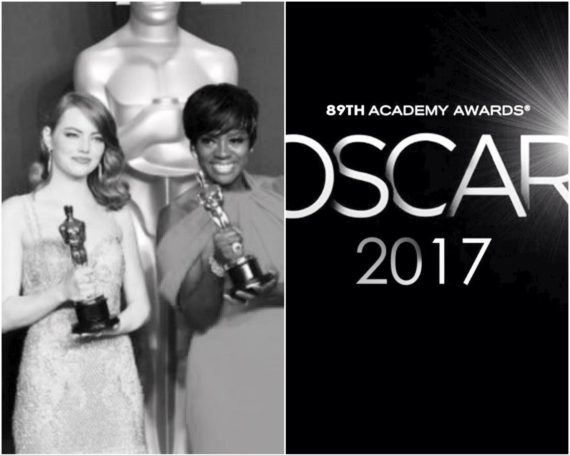 Les Oscars 2017