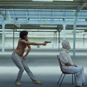 This is America - choc