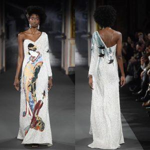 Fashion Week Haute Couture - Défilé Yumi Katsura
