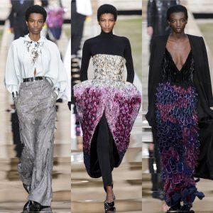 Fashion week Haute Couture - Défilé Givenchy