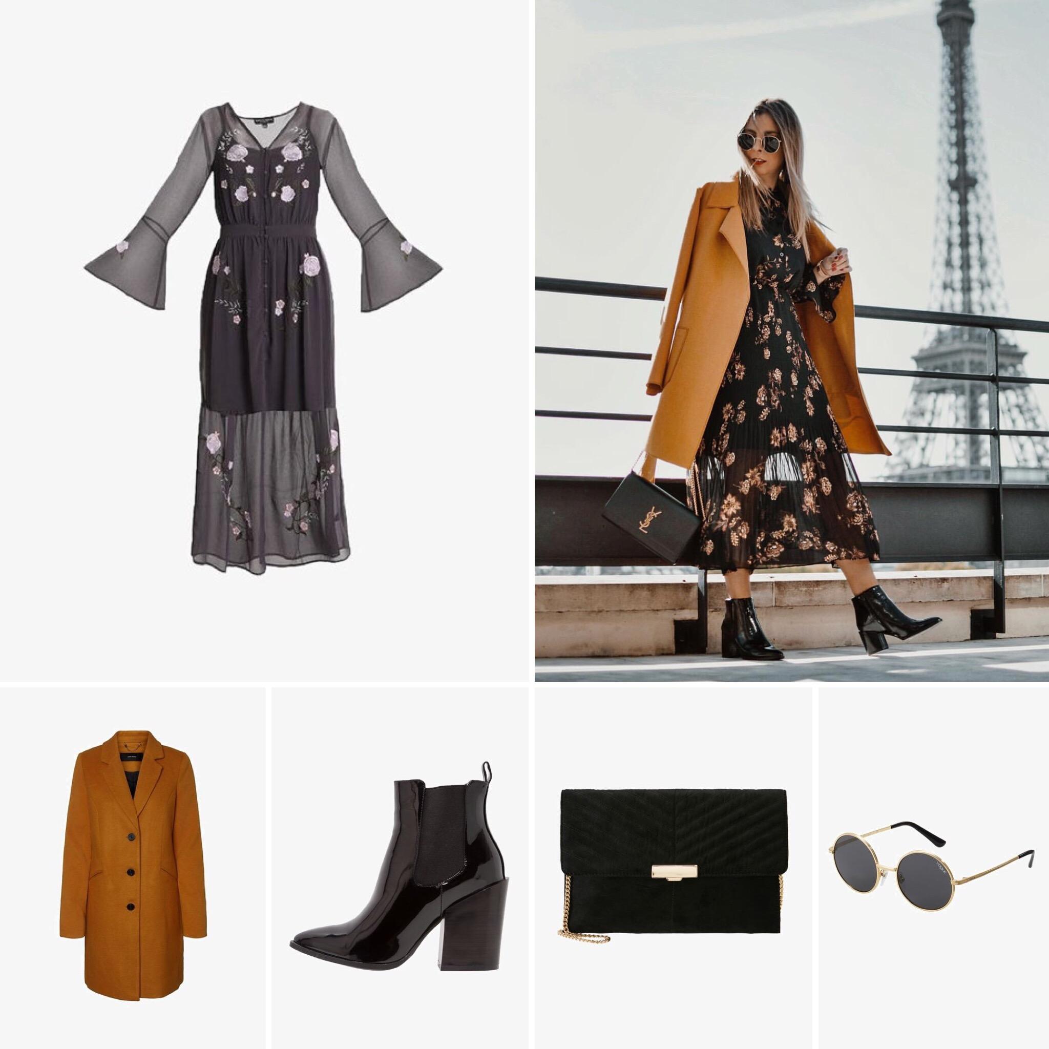 Street Fashion Black Les De Style Look La Paris Bests Girlz Week 4RjLcA5S3q