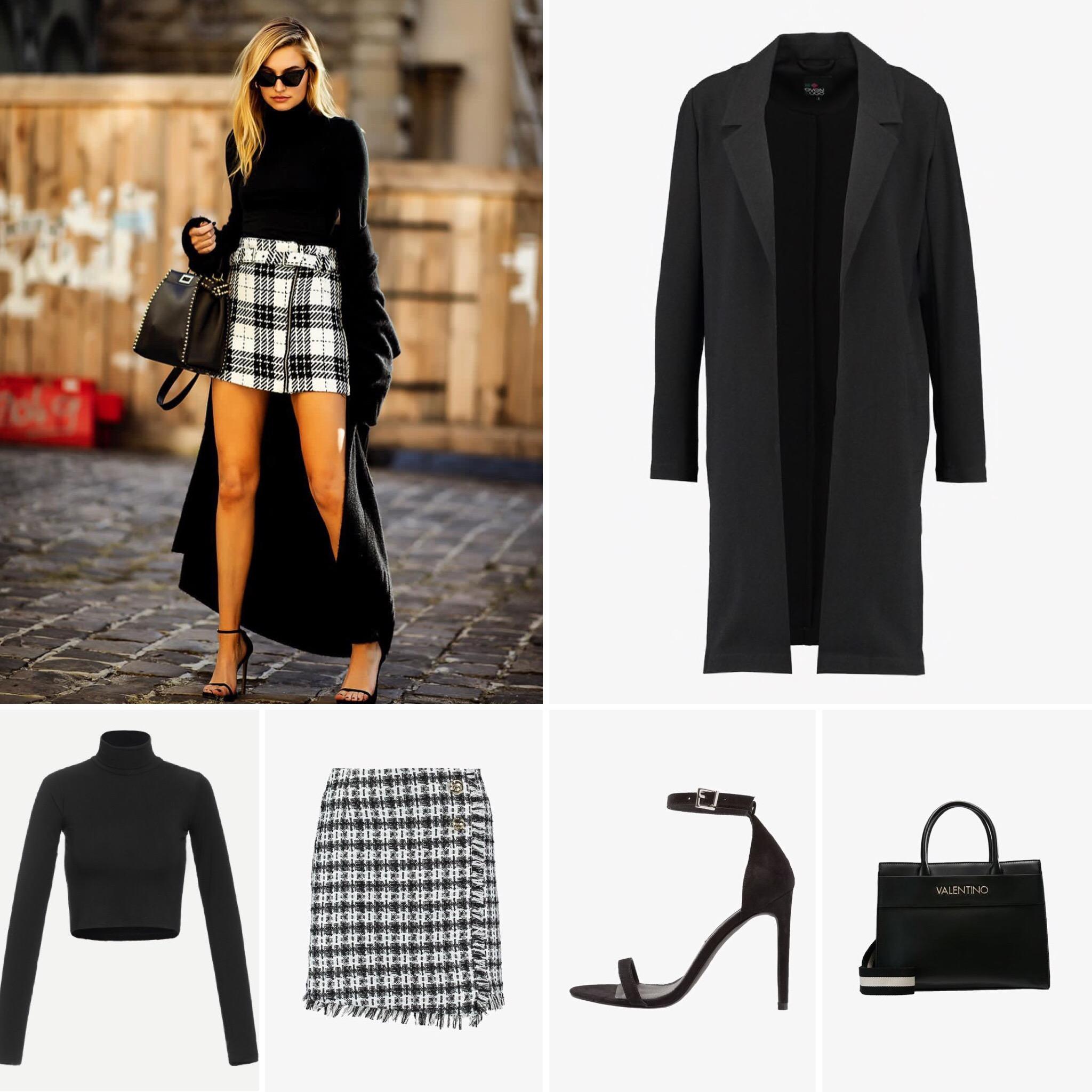 De Look Street Style Bests Paris Girlz Les Black Fashion La Week kuOXiPZ