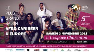 RDV Novembre - Salon Afrique Unie