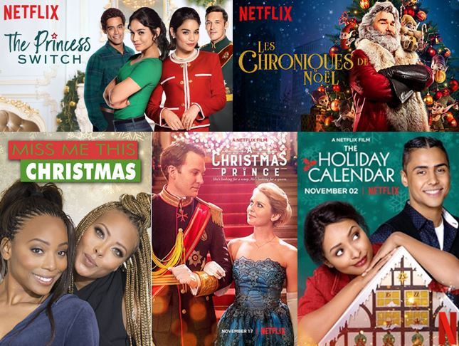 Netflix  Notre Top 5 des films de Noël , Black Girlz on the