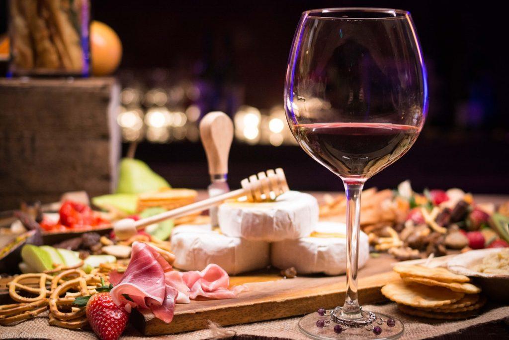 Idée activité St valentin - dégustation vin
