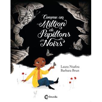 TOP 5 des livres afro-caribéens - Comme un million de papillons noirs