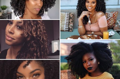 Top 5 bloggeuse cheveux afro
