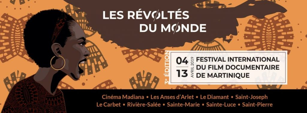 Les rdv du mois d'avril : Festival international du film documentaire de Martinique