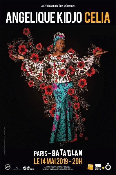 Les RDV afro-caribéen de Mai - Angélique Kidjo