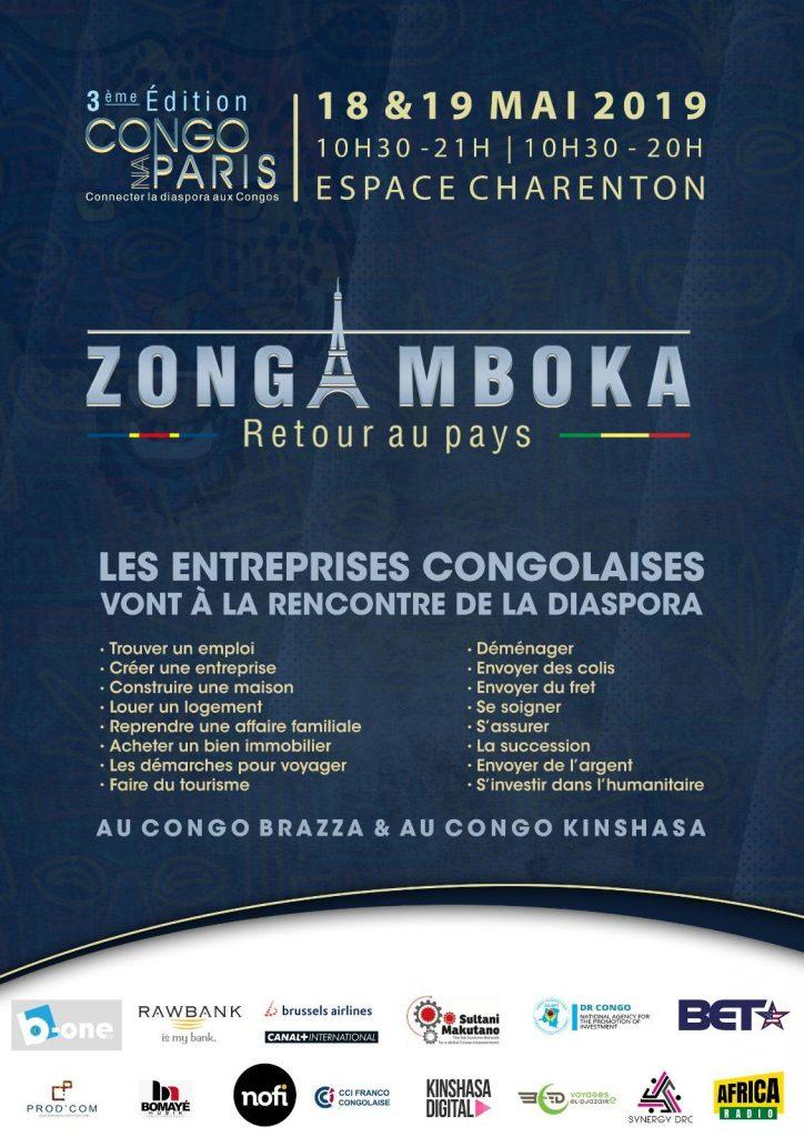 Les rendez-vous afro-caribéens - Congo Na Paris