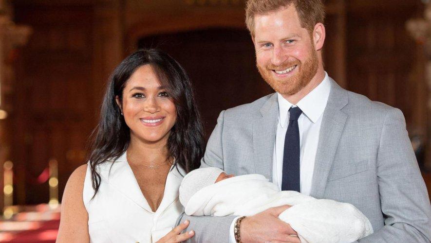Le royal Baby Archie Harrison