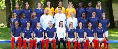 Coupe du monde féminine de football - Equipe de France féminine