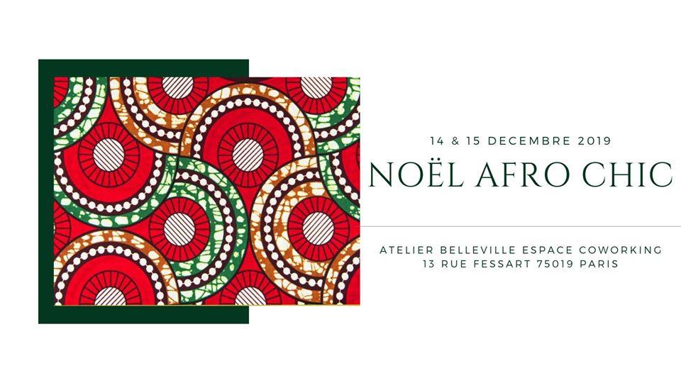 Noël Afro Chic