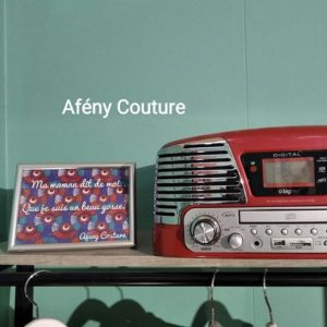 Cadre Afény Couture