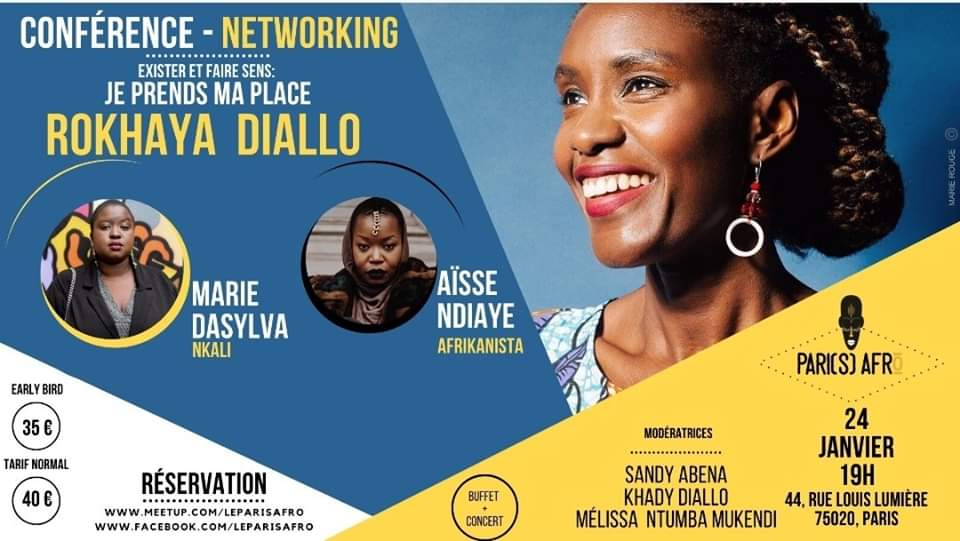 RDV afro-caribéens de Janvier - Conférence networking