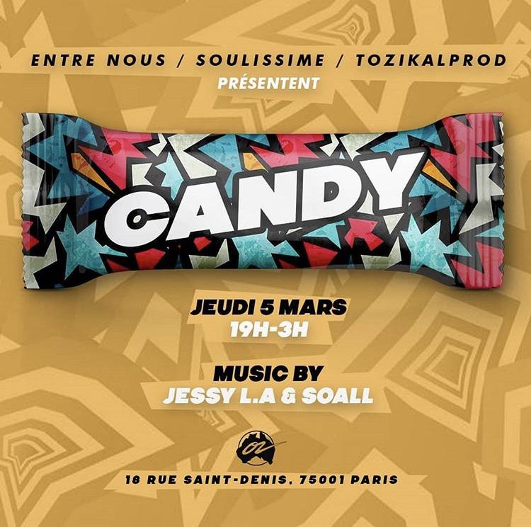 RDV afro-caribéens de Mars - Candy