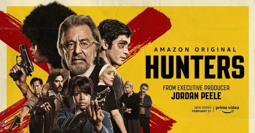 TOP Films/séries - Hunters