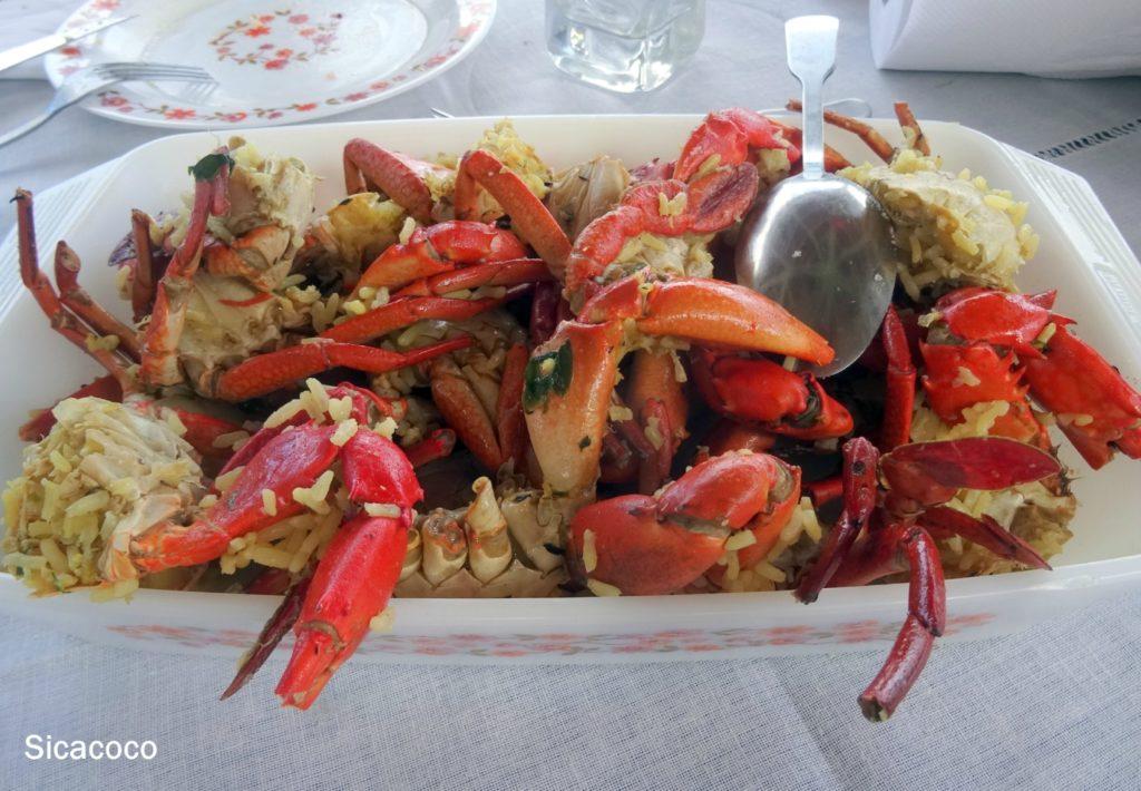 Pâques : Les traditions culinaire antillaise - Matoutou crabe