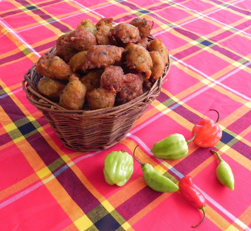 Pâques : Les traditions culinaires - accras