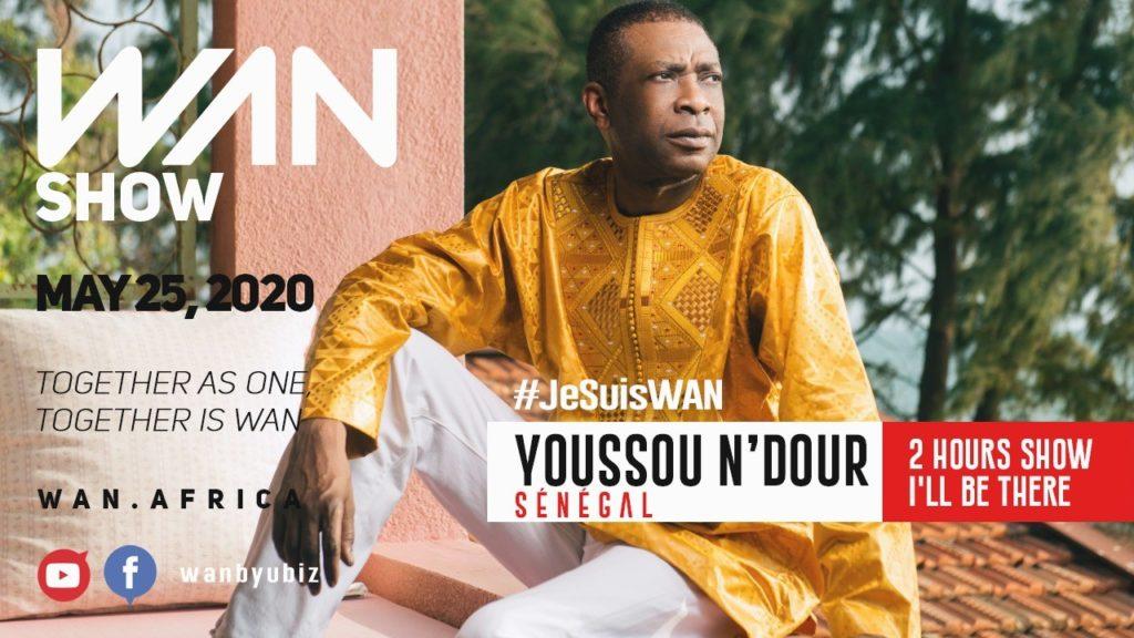 Journée mondiale de l'Afrique - WAN Show