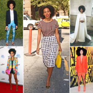 Solange Knowles : 5 looks à adopter