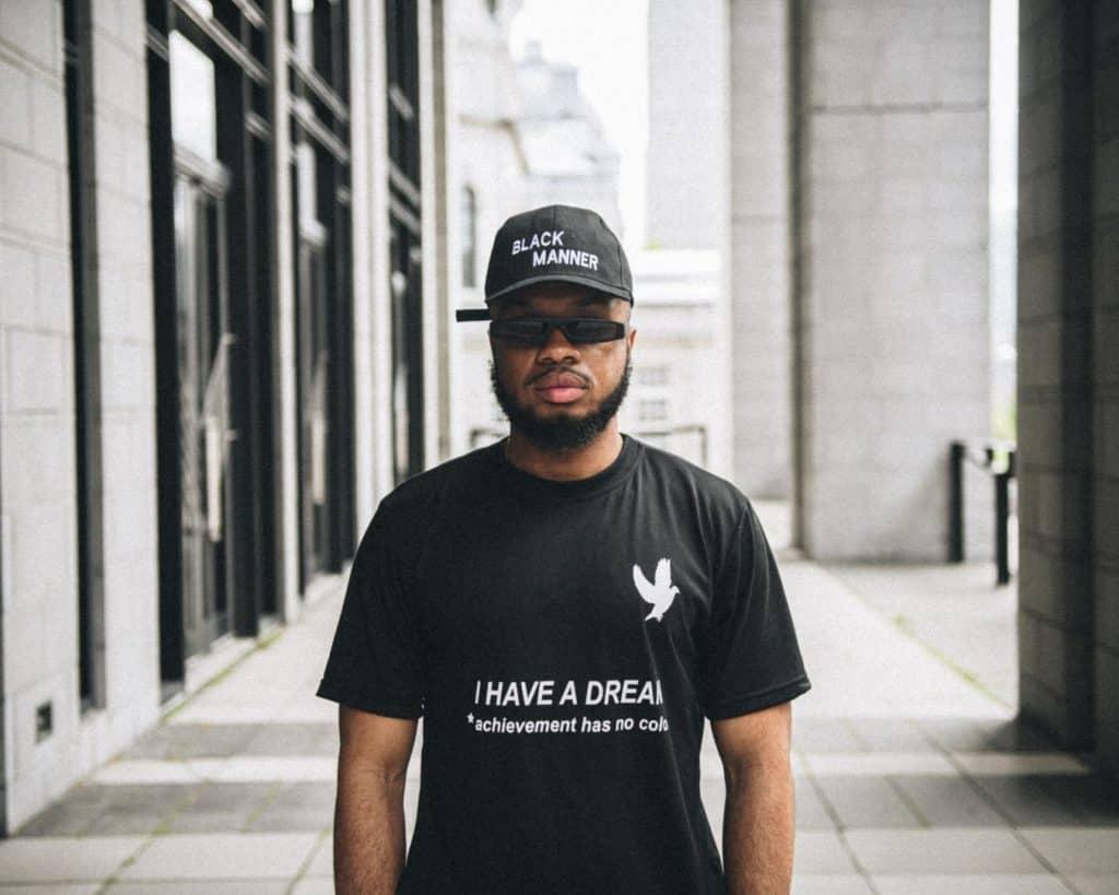 Black Manner, une marque afro streetwear engagée - Charles Meka