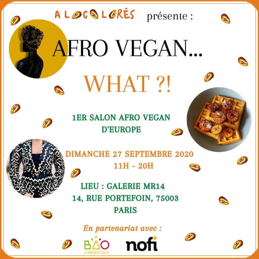 Les rdv afro-caribéens de la rentrée - Afro Vegan