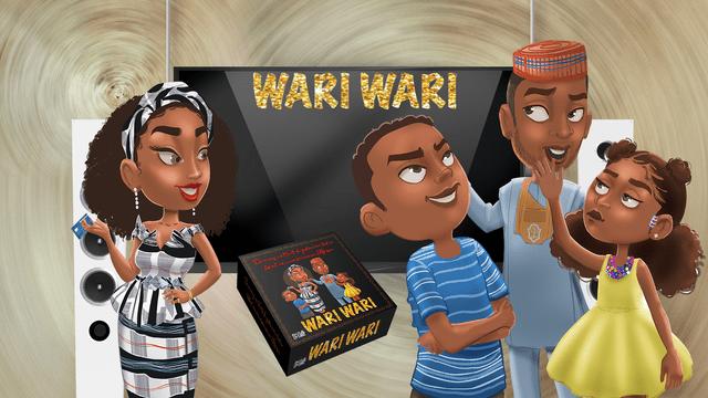 La sélection de jeux afro-caribéens - WARI WARI
