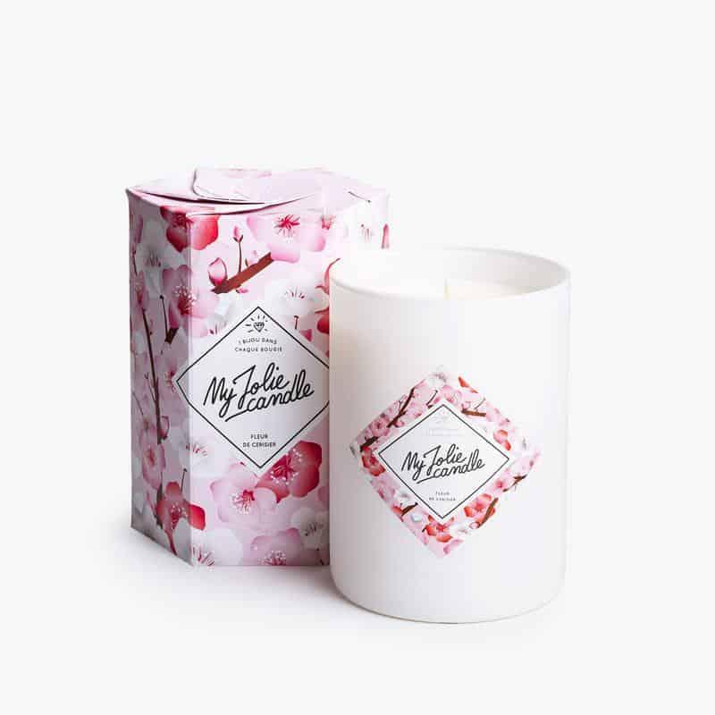 Wishlist de Noêl - My jolie candle